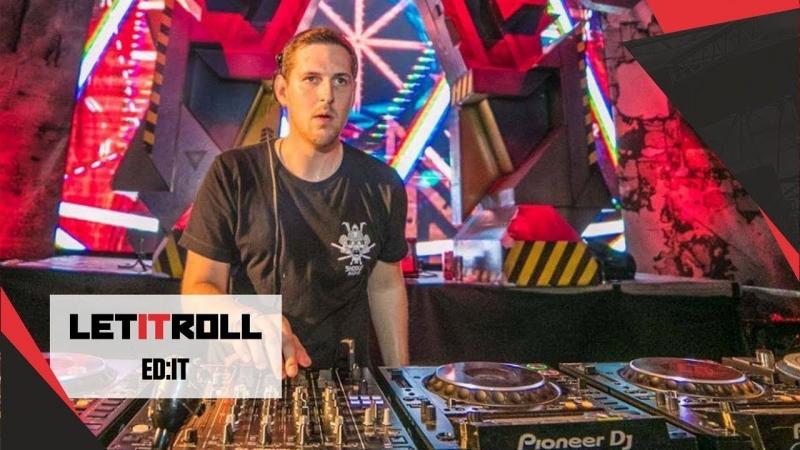 ED:IT - Let it Roll Open Air 2017 (www.dabstep.ru)