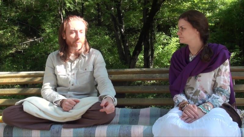 Посвящение на Семинаре \ Крийя Йога