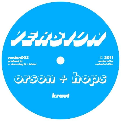 Orson альбом Kraut / Dread Drumz