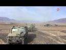 Комплексы Искандер М прибыли в Киргизию для уничтожения боевиков