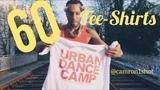 Davido Fall, Camron 1 Shot, Dancing with 60 Tee Shirts !!!