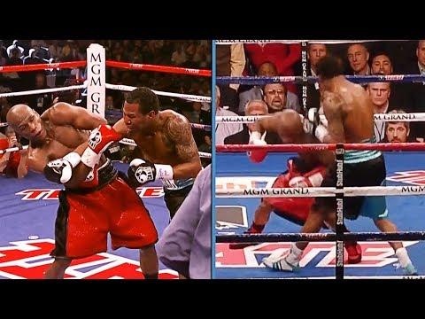 El boxeador QUE PUSO DE RODILLAS a Floyd Mayweather