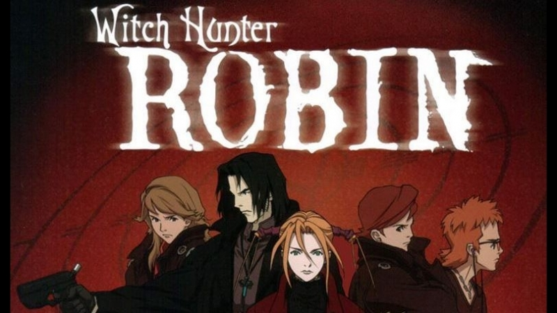 Witch Hunter Robin трейлер