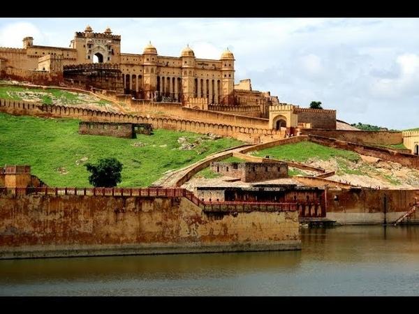 Крепость Амбер Джайпур Индия /Amer Fort Jaipur India