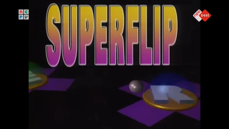Superflip - Flipperkast Spel Met Rolf Wouters BY KRO-NCRV En NPO START En RTL 04, RTL XL En Video Land En Uitzending Gemist ETC.