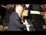 Начало-сюрприз от маэстро на концерте Евгения Доги 08.12.17г.
