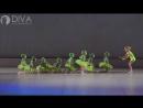 Детские современные танцы, группа 3-5 лет Лягушки-Веселушки