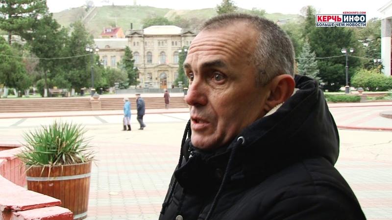 Пострадавший в Керчи от рук охранника больницы рассказал как все было