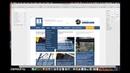 Инфопортал на Битрикс 8 Создание и вывод меню. Создание физических разделов сайта