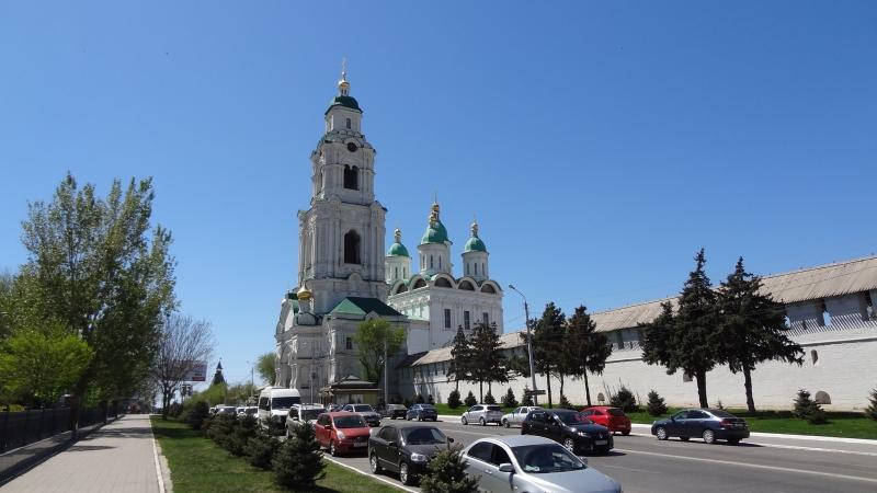 часть 4 Астрахань Большое путешествие по Нижней Волге