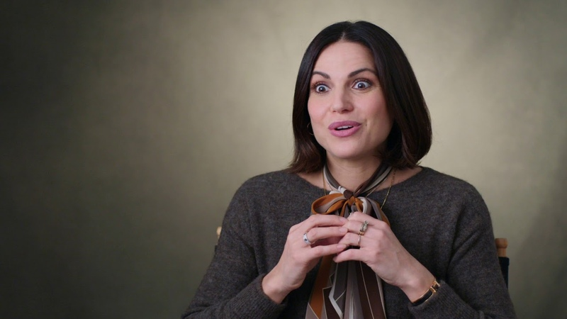 Lana Parrilla's Directorial Debute