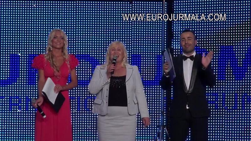 Eurojurmala 2013 Makarova and Pirags speeches Макарова и Пирагс вступительные речи