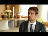 2015 видео со съемок рекламного видеоролик аромата Hugo Boss The Scent For Him