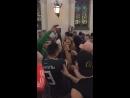 Русские Наташи 23 - Русская шкура благодарит поцелуем мексиканского мерда за то, что тот залил ей в рот водки