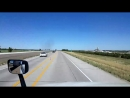 Bigrigtravels Live Sidney Nebraska to North Platte July 13 2016