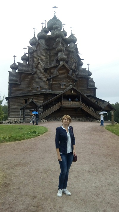 Ирина Савкина