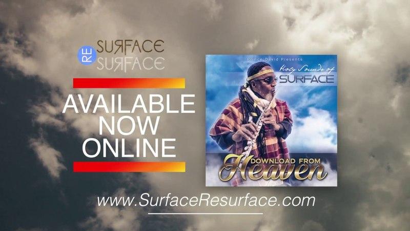 Surface Resurface I Holy Sounds of Surface I Walking in New Jerusalem I Album Promo