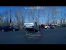 Авария на Волгоградской возле БауЦентра на кольце