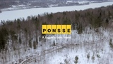 Ponsse. One day in forest machine operator