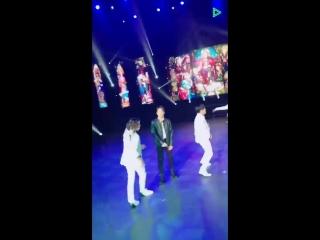 180823 ミュージカル『ALTAR BOYZ』 公演前日舞台で生配信!- LINE LIVE