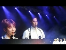 VK17.06.18Fancam The 2nd World Tour The Connect In London talk time
