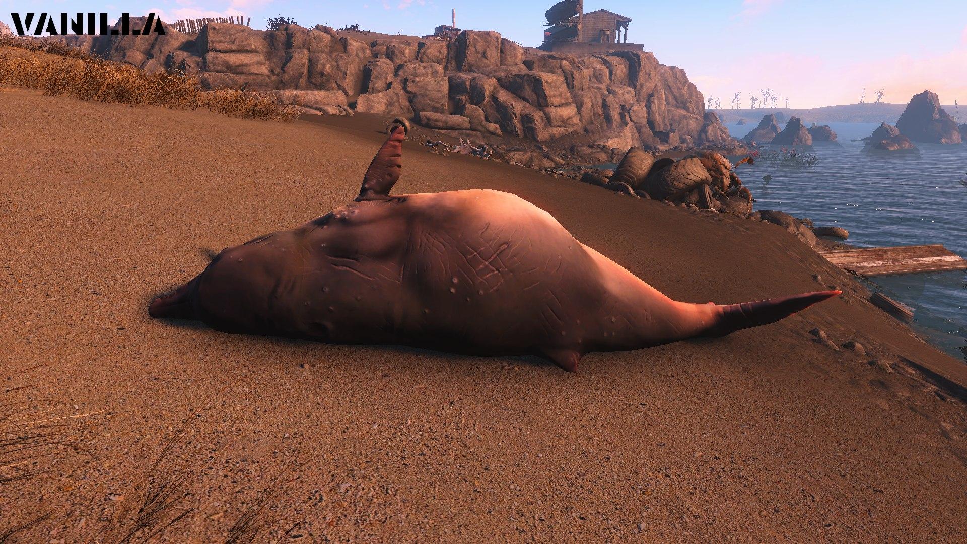 Подарите своей любимой RPG Fallout 4 четкую картинку с модом Vivid Fallout