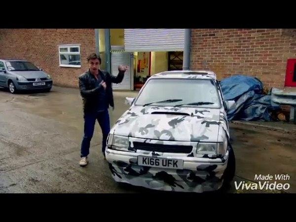 Top Gear Испытание Старых Хэтчбеков ч4.
