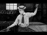 The Blacksmith (1922) - Buster Keaton (music score by Angelin Fonda)