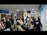 ЗОЖ И ZUMBA провели супер флешмоб в КГКП