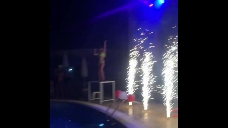 Пенная вечеринка 14.07.2018 (Justiniano Club Park Conti)