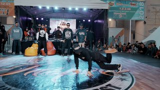 BBOY APACHE | Break dance Judge show | INSPIRE 2018