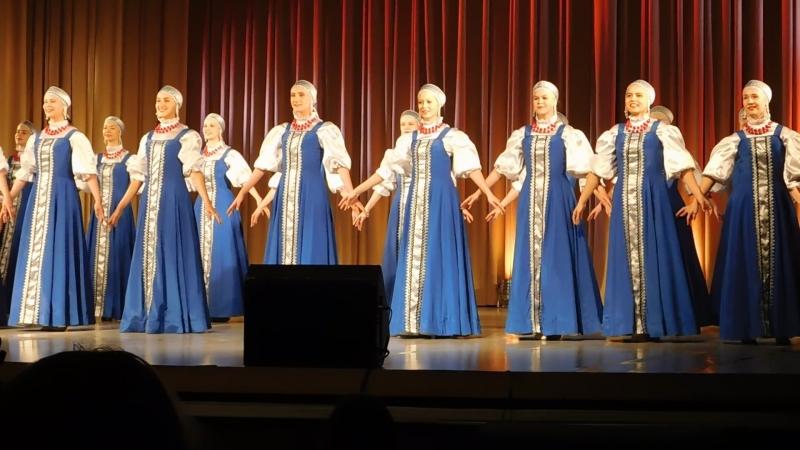 29 мая 2016г. Танцевальная группа НАПиТ Северные Узоры.