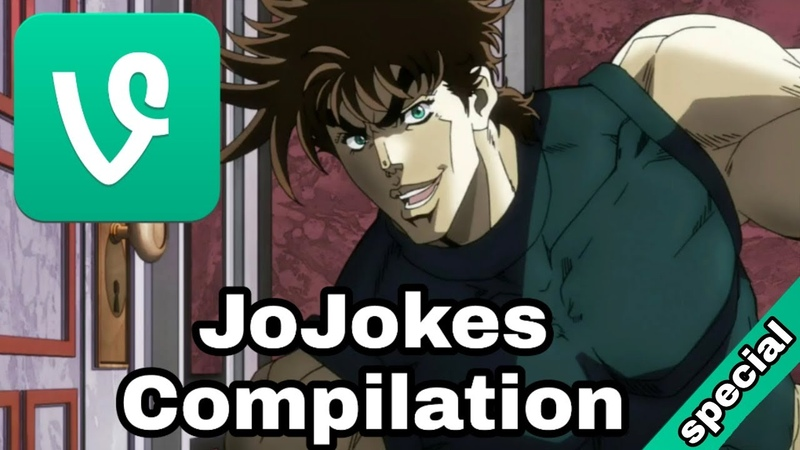 Anime Vines Special - Jojokes Compilation