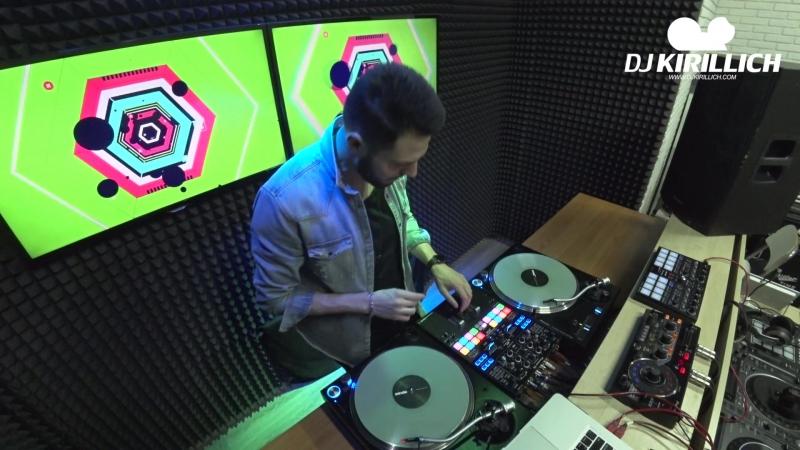 DJ KIRILLICH - Turntable 4 (2018)