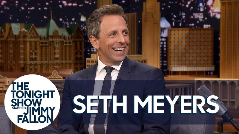 Seth Meyers Finds Power in Laughing at Politics