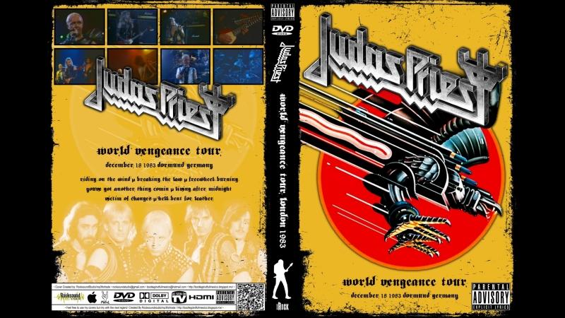 Judas Priest - 1983 - World Vengeance Tour (Live İn Dortmund)