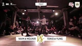 Mounir & Naim vs Yung & Tonio   FINAL   Chill in the City 2018