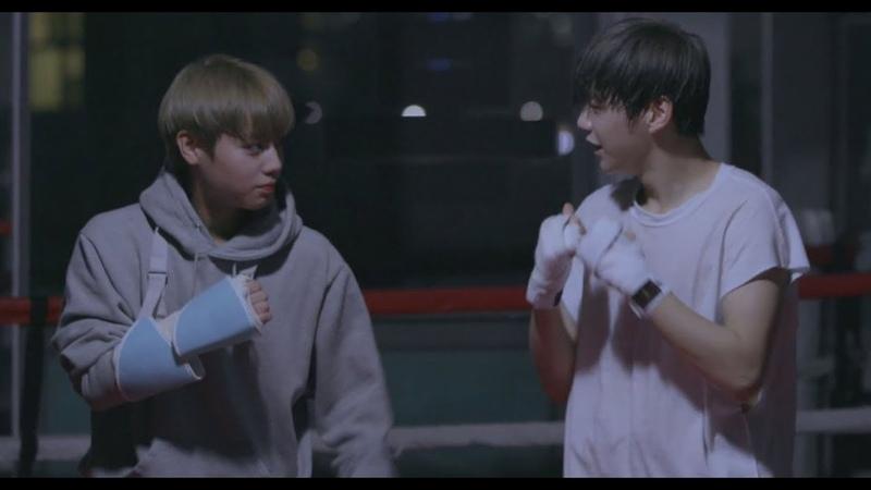 [강다니엘 박지훈워너원] 뷰티풀 ′Beautiful′ Movie ver. MV 촬영 현장 비하인드 CUT (DanielJihoon)