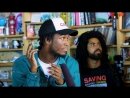 Saba NPR Music Tiny Desk Concert