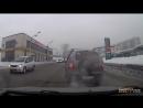ДТП 14 02 2018 Новокузнецк ул Транспортная