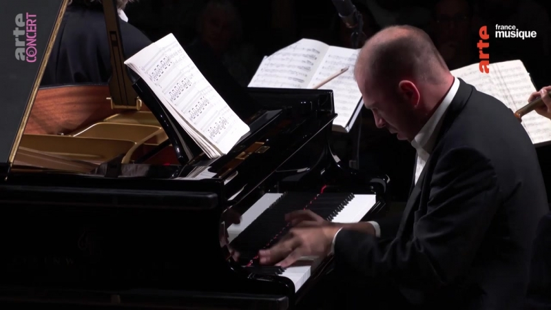 Hommage à Evgeny Svetlanov par l'Orchestre Philharmonique de Radio France ARTE Concert