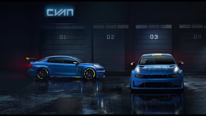 Lynk Co Cyan Racing announces 2019 FIA WTCR programme