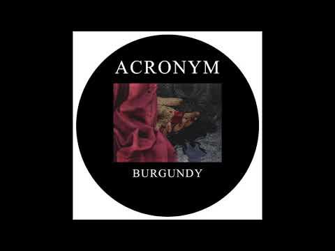 Acronym - Burgundy Robes [STILLATON2]