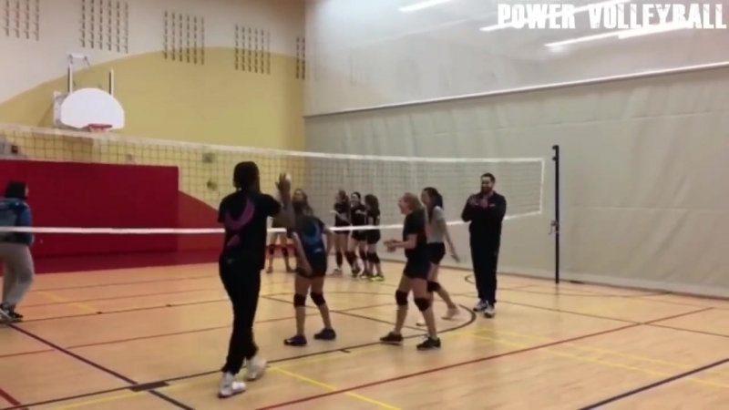 Volleyball How Did You Do That Moments