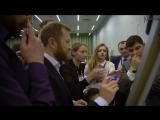 ЦФО. Первый полуфинал конкурса «Лидеры России» в Москве. Хроника второго дня