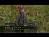 Neil Finn - Song of the Lonely Mountain (Full Performance)
