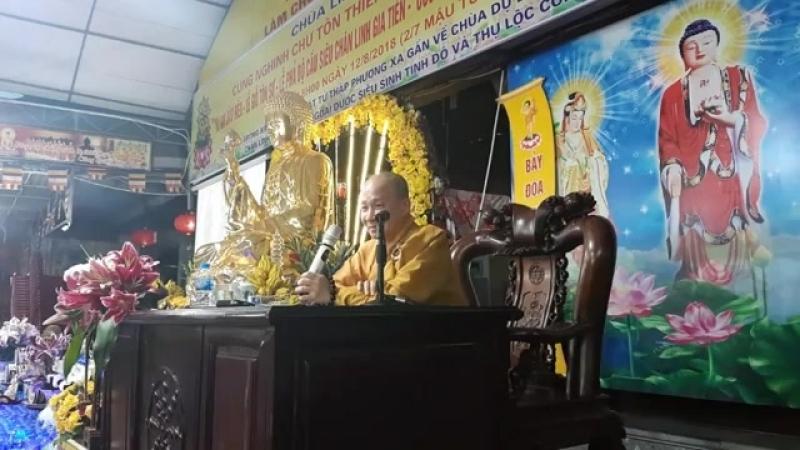 Thánh đệ tử Phật - Đại Đức Giảng Sư Thích Trí Huệ