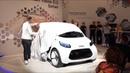 Unveil the Mercedes Smart Vision EQ fortwo Concept | Full Details