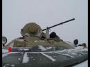 Тренировка 61 отдельной бригады морской пехоты СФ, п. Спутник Мурманской области