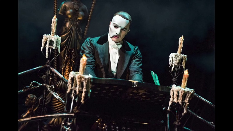 Phantom of the Opera Ben Crawford, Kaley Ann Voorhees, Jay Armstrong - full audio
